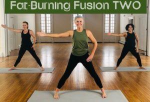Fat-Burning Fusion TWO Ellen Barrett