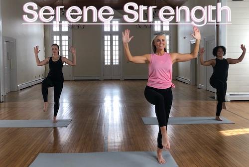 Serene Strength