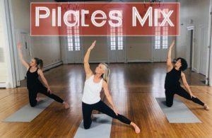 Ellen Barrett Pilates Mix