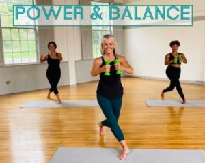 Power & Balance With Ellen Barrett