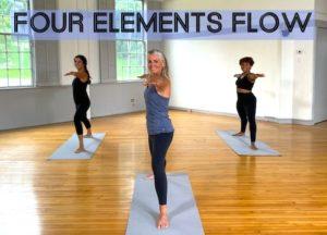Ellen Barrett Four Elements Flow