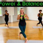 Ellen Barrett Power & Balance