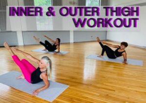 Ellen Barrett Inner & Outer Thigh Workout