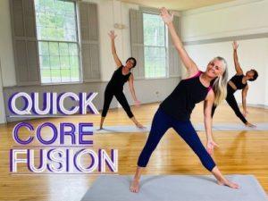 Ellen Barrett Quick Core Fusion