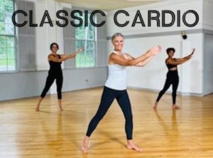 Ellen Barrett Classic Cardio