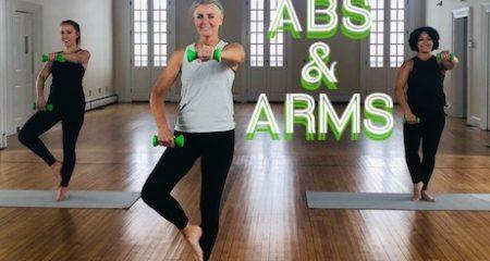 Ellen Barrett Abs & Arms